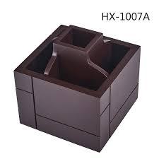 Kệ cắm viết bằng gỗ xoay HX-1007A. VPP - Nhà Sách Trung Nguyên