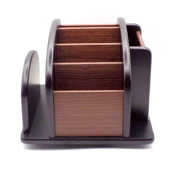 Kệ cắm viết bằng gỗ HX-7005. Văn Phòng Phẩm - Nhà Sách Trung Nguyên